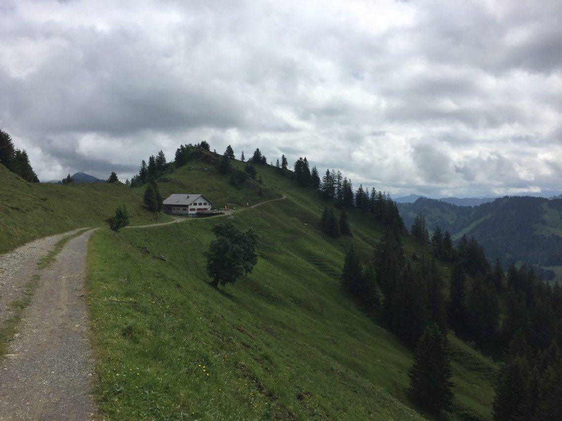 Berggasthof Hochhäderich
