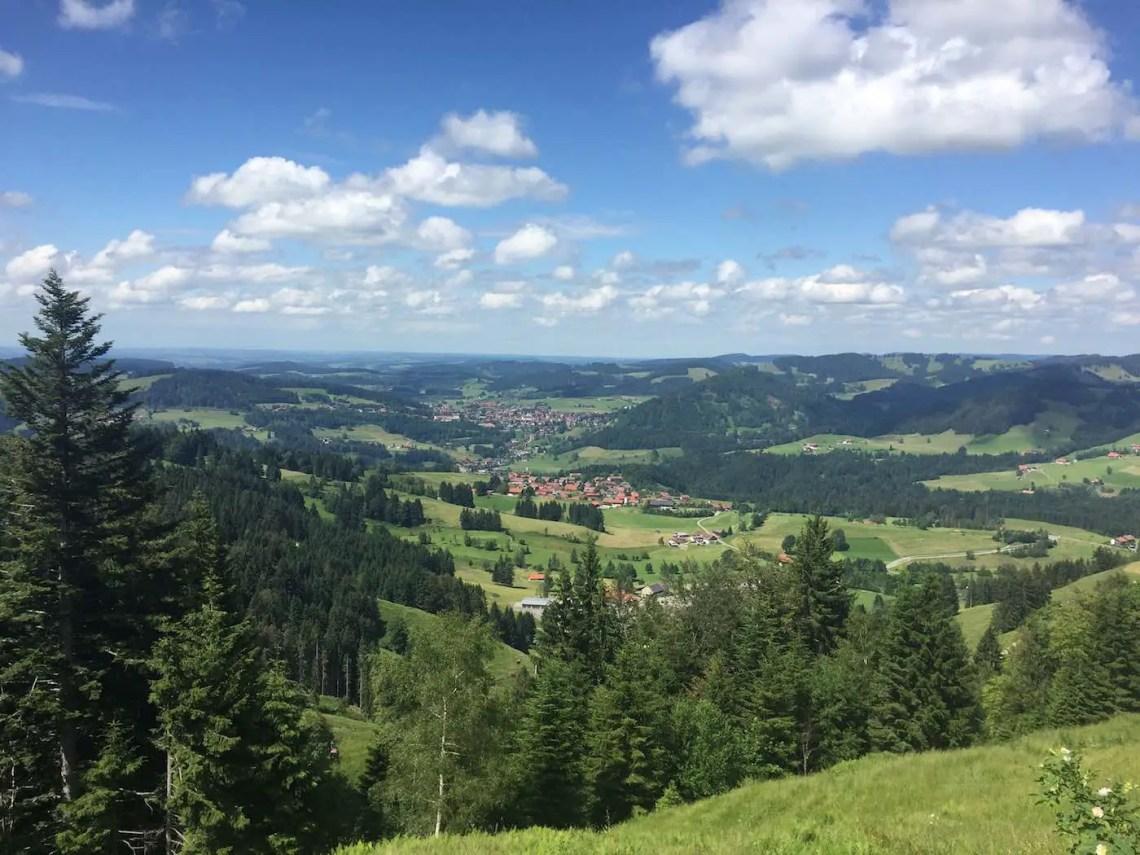Oberstaufen und Steibis