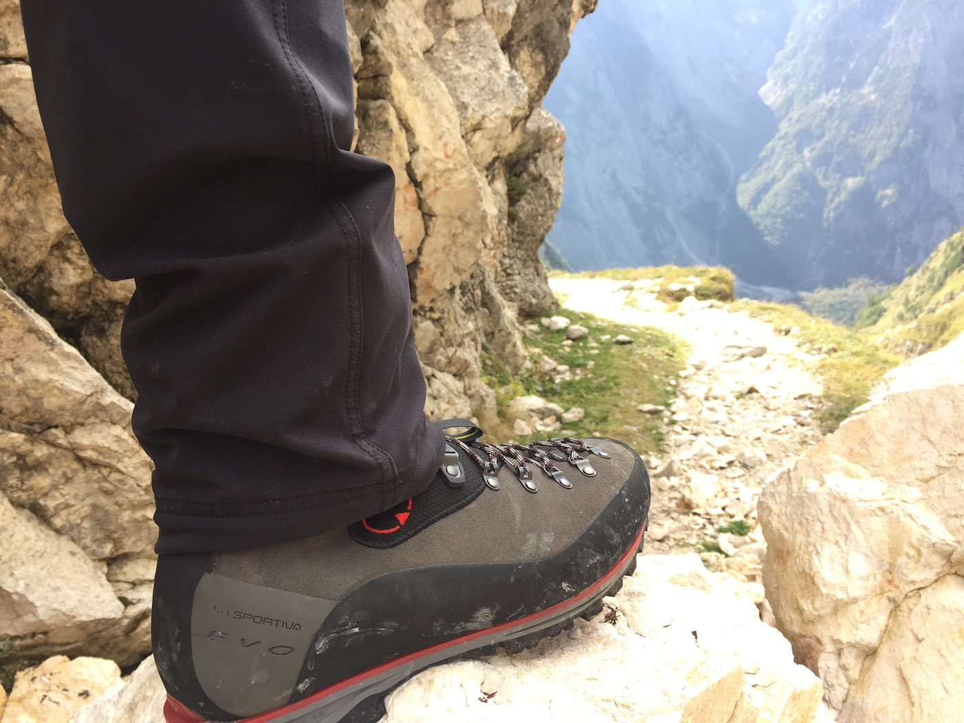Der Nepal Trek Evo GTX von La Sportiva
