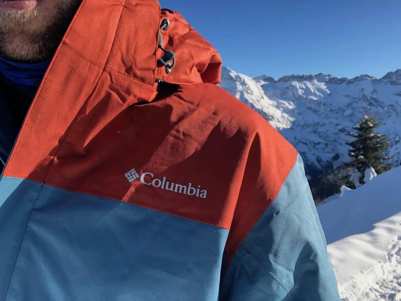 Produkttest COLUMBIA - Everett Mountain Jacket