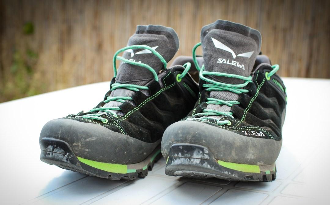 Bergschuh Mountain Trainer von Salewa
