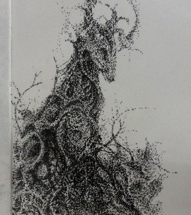 Sketchbook –  Pointillism #4