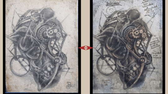 From Original To Displate : « The Subridere Concept »