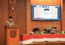 Ketua DPRD Depok Pimpin Sidang Paripurna APBD Tahun 2021