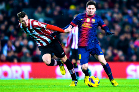 Prediksi Barcelona vs Athletic Bilbao