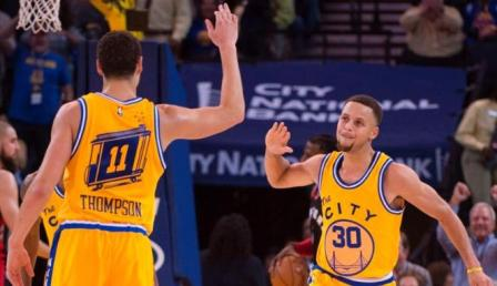 Warriors Kembali Bungkam Cavaliers