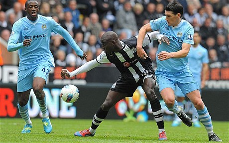 Prediksi Newcastle United vs Manchester City