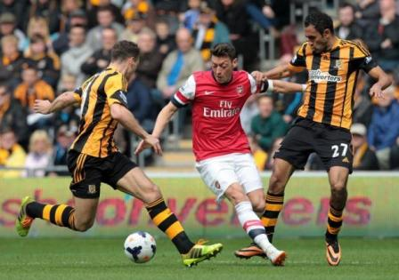 Prediksi Hull City vs Arsenal