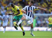Prediksi West Bromwich Albion vs Norwich City