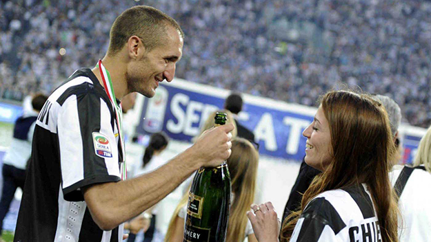 Chiellini dan Carolina