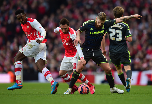 Prediksi Middlesbrough Vs Arsenal