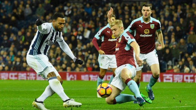 Prediksi West Bromwich Albion Vs Burnley