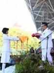 Walikota Makassar, Iqbal Suhaeb Pimpin Upacara Peringatan HUT ke 74 Kemerdekaan RI