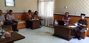 Dewan Redaksi Media Litbang Rapat Persiapan Penerbitan Keempat
