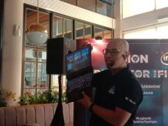 Lenovo Legion Hadir dengan Prosesor Mobile Intel Core Generasi IX