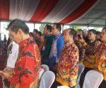 Wabup Lutra Hadiri Pekan Kerja Nyata Revolusi Mental di Kalimantan Selatan
