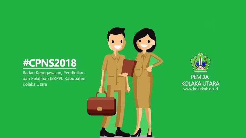 #Update (09-10-2018): Pengumuman Resmi Penerimaan Seleksi CPNS Kabupaten Kolaka Utara Tahun 2018. Ini Rincian Dan Syaratnya