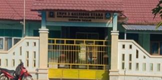 SMPN 3 Galesong Utara, Kabupaten Takalar (Ist).
