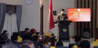 Bupati Gowa, Adnan Purichta Ichsan. (Foto: berita.news/Putri).