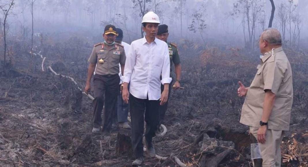 Soal Pencegahan Karhutla, Masyarakat Sipil Ingatkan BNPB