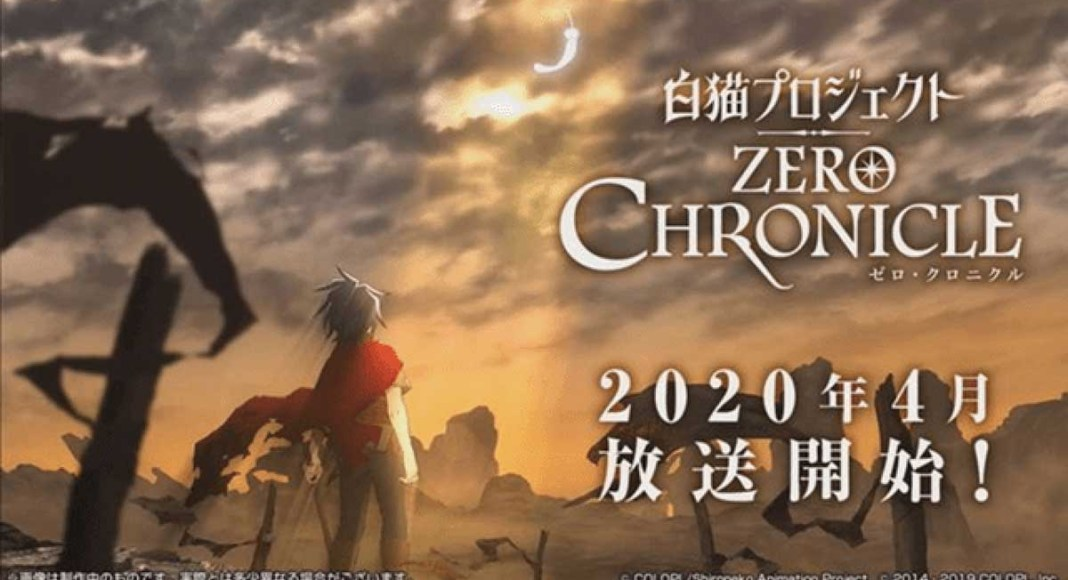 Game 'Shironeko Project' Akan Diadaptasi Menjadi Anime