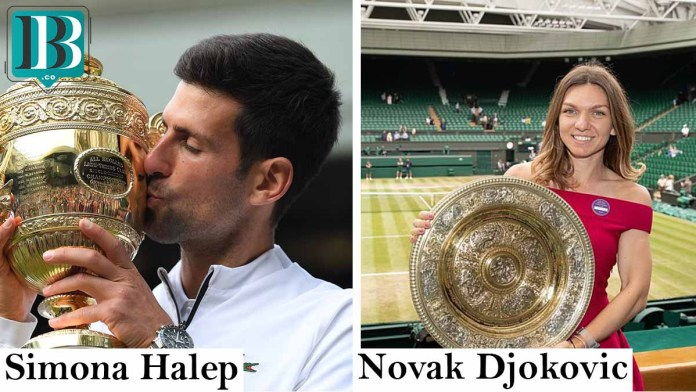 Juara Wimbledon 2019; Halep Perdana, Djokovic Ke-16