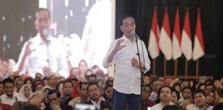 FITRA Pertanyakan Komitmen Jokowi Pada Pemberantasan Korupsi