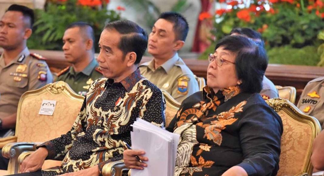 Arahan Jokowi