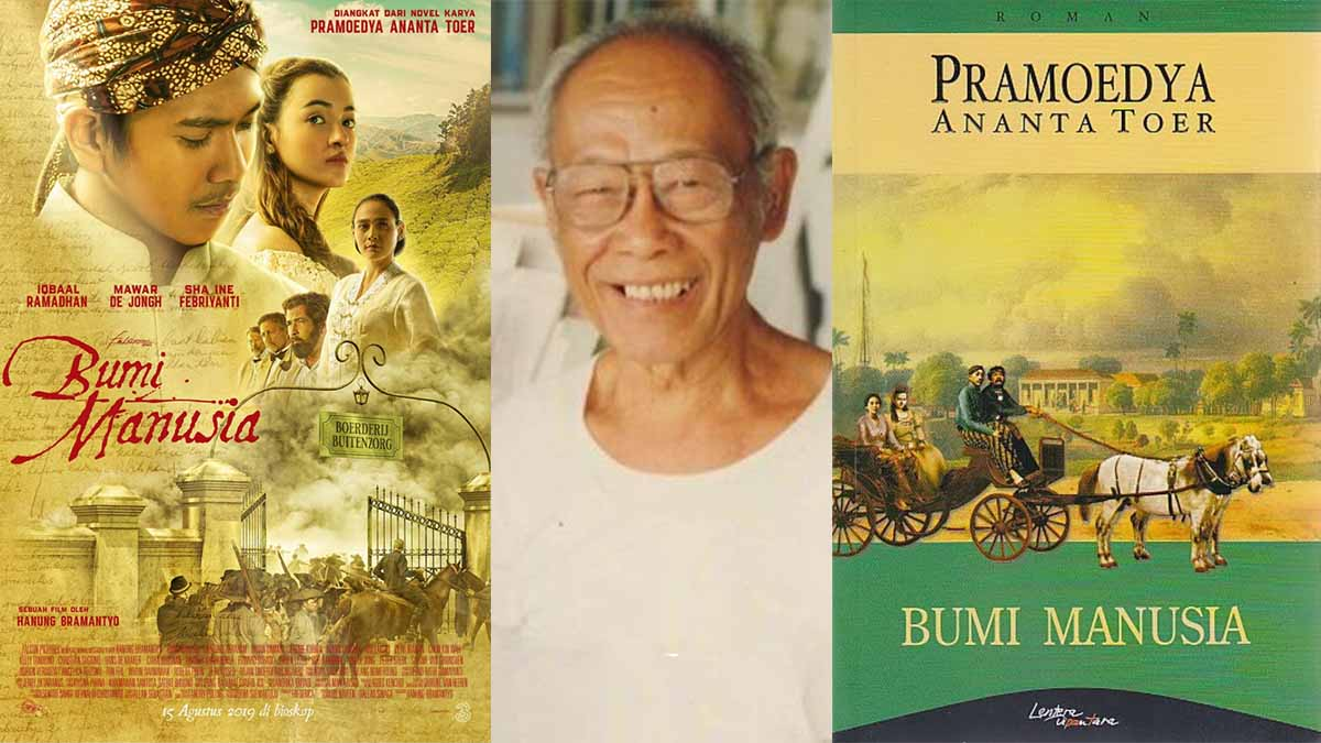 Film Bumi Manusia Tidak Memenuhi Ekspektasi Bagi Pembaca Novel