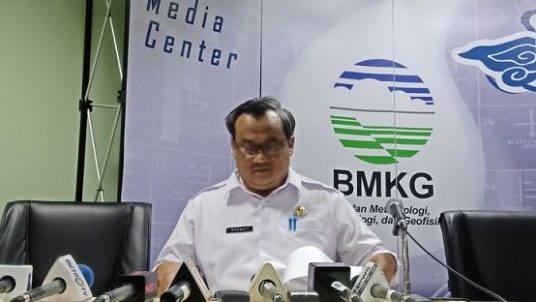 Isu Gempa Besar di Banten