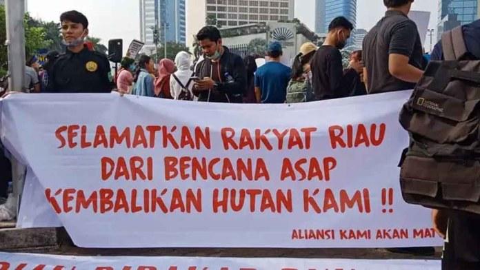 Asap Riau