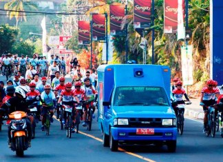 Gowes Lombok