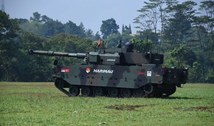 Tank Harimau
