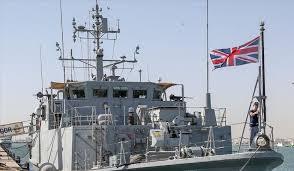 Iran Kapal Inggris