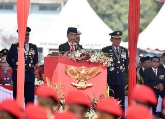 Pesan Jokowi