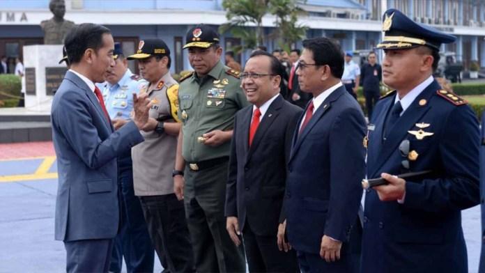 Jokowi Singapura