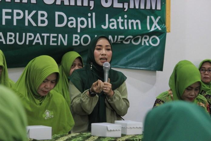Ratna Juwita Muslimat NU