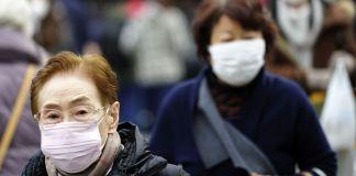 Virus Corona Jepang