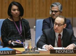 Indonesia Desak Hentikan Kekerasan di Suriah
