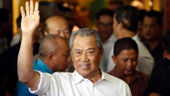 Muhyiddin Yassin Ditunjuk Menjadi Perdana Menteri Malaysia