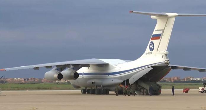 Bantuan Rusia