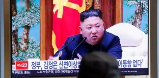 Kim Jong Un Terluka