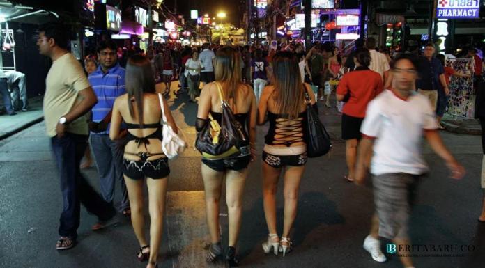 Pekerja Seks Thailand