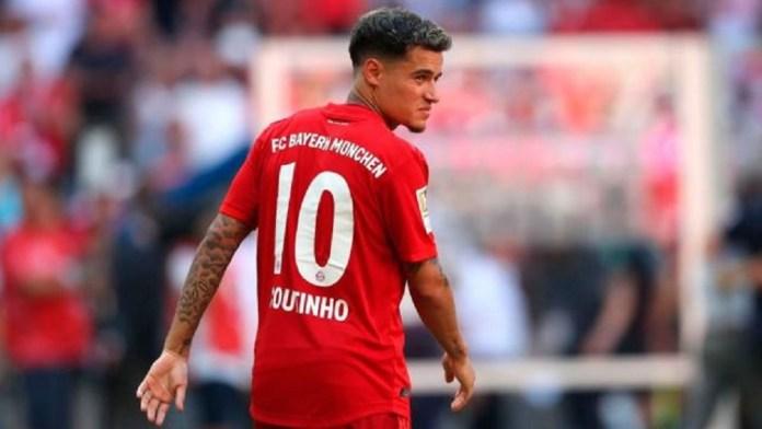 Berita Baru, Philippe Coutinho