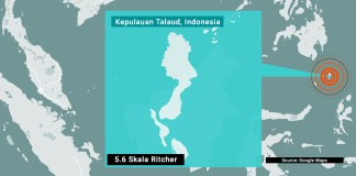Gempa Bumi Talaud