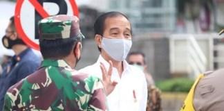 Berita Baru, Jokowi New Normal