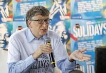 Berita Baru, Bill Gates