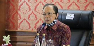 Berita Baru, Gubernur Bali