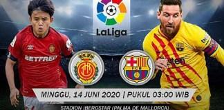 Berita Baru, Real Mallorca vs Barcelona