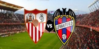 Berita Baru, Sevilla vs Levante